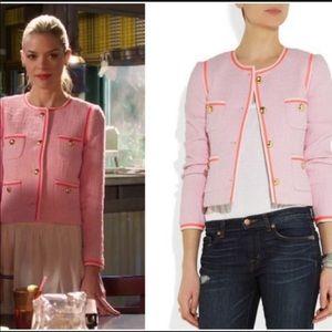 J Crew light pink blazer - 00